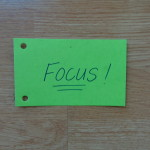 Reach Your Goals w/Focus